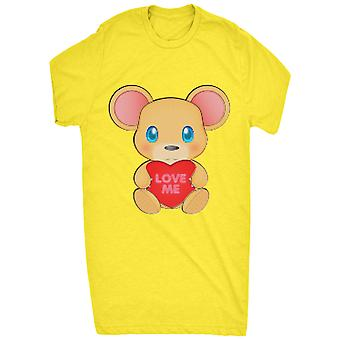 Pixel Bear 8 Bit Retro - Love Me For Men