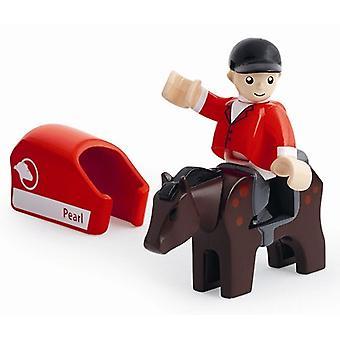 BRIO Horse and Rider 33793
