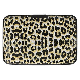 Ladies Unbranded Hard Cased Card Holder 7313