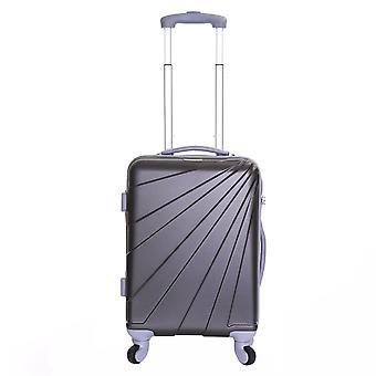 Slimbridge Fusion kabine hård kuffert, grafit