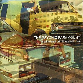 Psychic Paramount - Psychic Paramount: Vol. 1-2-Origins & Primitives [CD] USA import