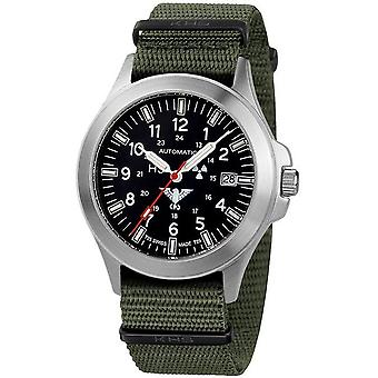 KHS watches mens watch platoon automatic KHS.PA.NO