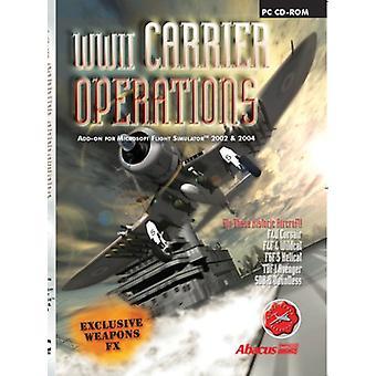 World War 2 - Carrier Operations FS 200204 (PC) - As New