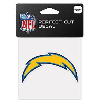 温克拉夫特贴纸 10x10cm - NFL 洛杉矶充电器