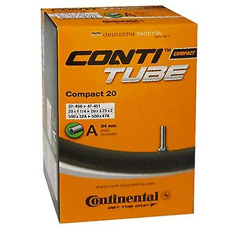 Kontinentale cykel tube Conti TUBE kompakt 20