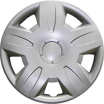 HP Autozubehör Portos Wheel trims R13 Silver 1 pc(s)
