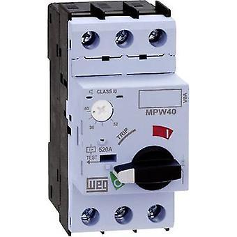 WEG MPW40-3-D025 Overload relay adjustable 2.5 A 1 pc(s)