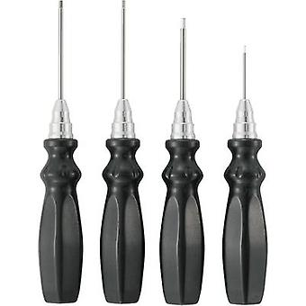 Workshop Screwdriver set 4-piece Reely Allen