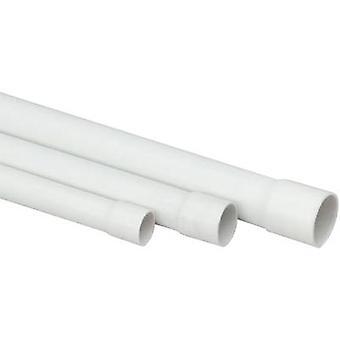 Heidemann 13008 Conduit EN25 2 m Grey-white (RAL 7035) 1 pc(s)