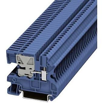 Phoenix Contact UTN 2,5 3245011 N terminal número de pinos: 2 0,14 mm ² 4 mm ² azul 1 computador (es)