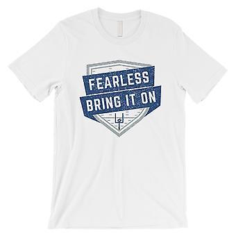 إنديانابوليس الخوف تي شيرت رجالي مضحك اليوم لعبة الرسومات المحملة القميص