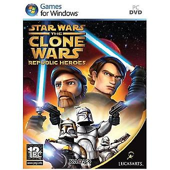 Star Wars The Clone Wars Republic Heroes PC Game