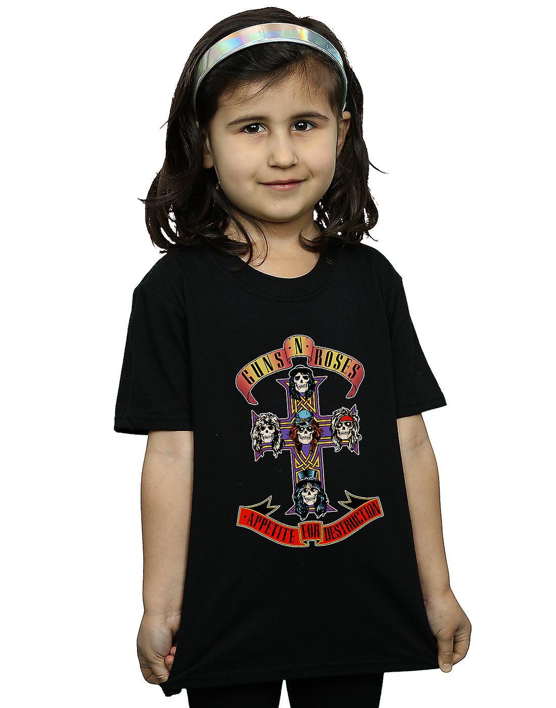 Guns N Roses Girls Appetite For Destruction T-Shirt