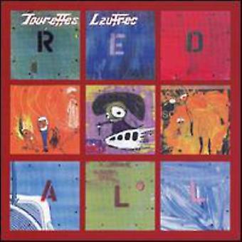 Tourette's Lautrec - Red All [CD] USA import
