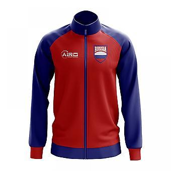 Ryssland konceptet fotboll Track Jacket (röd)