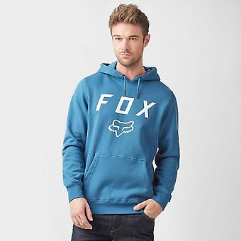 New Fox Men's Legacy Moth Pullover Fleece Blue