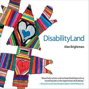 DisabilityLand by Alan Brightman - 9781590791240 Book