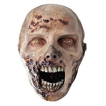 Gå erodert døde Zombie Party kort ansiktsmaske