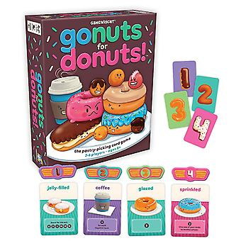 Gamewright Go Nuts Donuts Spiel