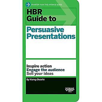 Guide HBR à des présentations convaincantes