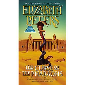 Förbannelse faraonerna (Amelia Peabody-serien #2)