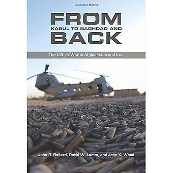De Kaboul à Bagdad et le dos: les Etats-Unis en guerre en Afghanistan et en Irak