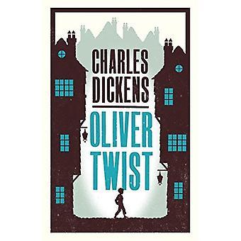 Oliver Twist (Alma Classics Evergreens)