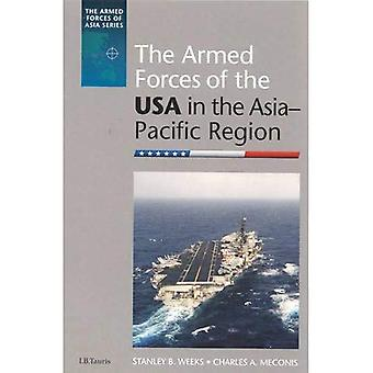 The Armed Forces of the USA in the Asia-Pacific Region