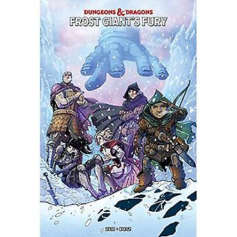 Donjons & Dragons: Gel Fury du géant