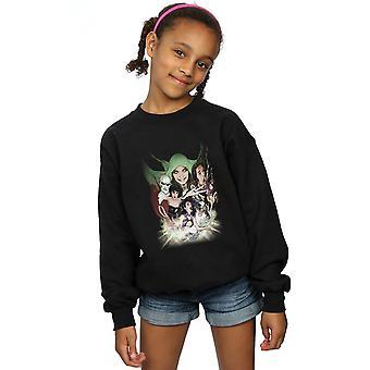 DC Comics meisjes Justice League Dark Cover Sweatshirt