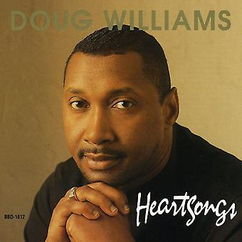 Doug Williams - Heartsongs [CD] USA import