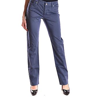 Liu Jo Ezbc086012 Women's Blue Cotton Jeans