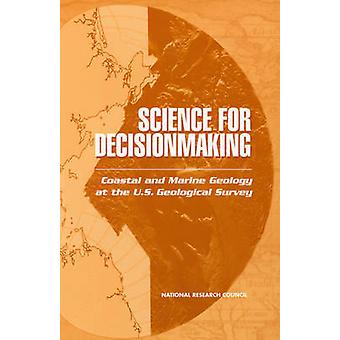 Science for Decisionmaking - Coastal and Marine Geology at the US Geol