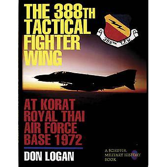 388th Tactical Fighter Wing - At Korat Royal Thai Air Force Base 1972