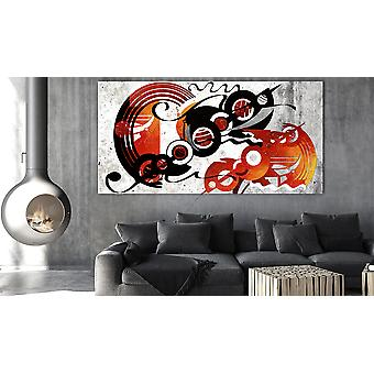Painting - Music Creations (1 Part) Wide120x60