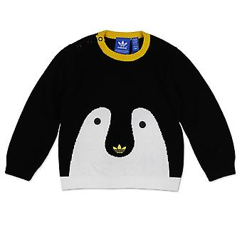 Adidas Originals Sugar Penguin Trefoil bluză de molton G69721