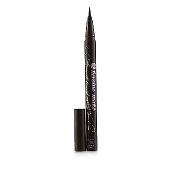 Heroine Make Smooth Liquid Eyeliner Waterproof - # 02 Bitter Brown - 0.4ml/0.01oz