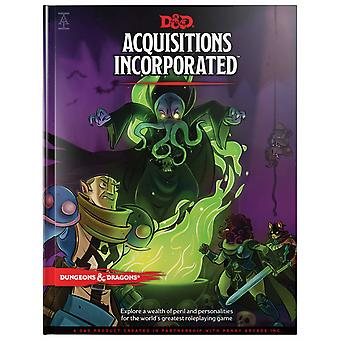 Dungeons & Dragons RPG - Przejęcia Incorporated Book
