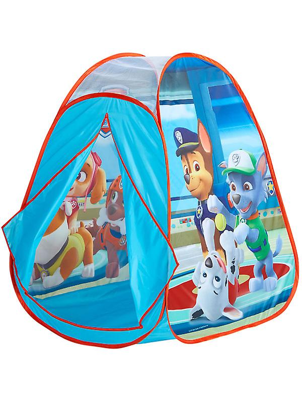 Paw Patrol Pop Up Play Tent