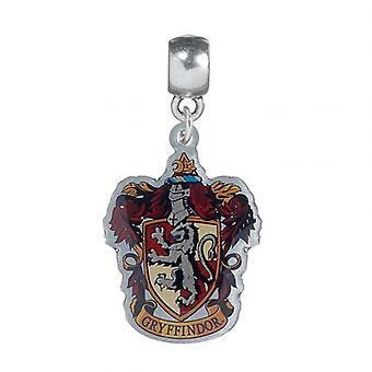 Harry Potter Argent Plaqué Charme Gryffindor