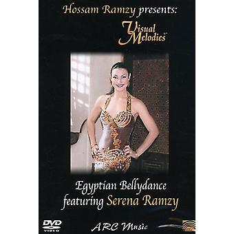 Hossam Ramzy - melodías Visual (de la líder de danza del vientre) [DVD] USA importar