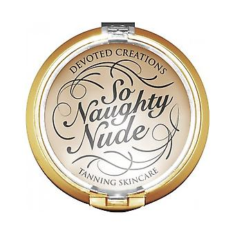 Devoted Creations So Naughty Nude Flawless Pigment Mineral Bronzing Tan Powder