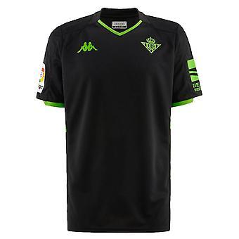 2019-2020 Real Betis Kappa Away Shirt (Kids)