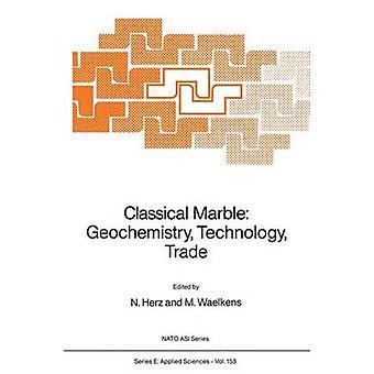 Klassisk marmor Geokjemi teknologi Trade ved Herz & N.