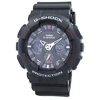 Casio G-shock Ga-120-1a Ga120-1a Schwarz Analog Digital Men's Uhr