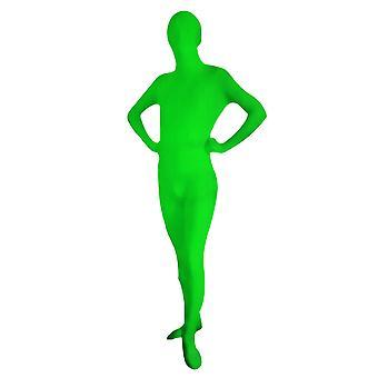 BRESSER Chromakey-grüner Ganzkörperanzug XXL