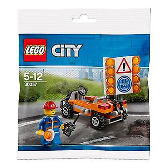 LEGO 30357 Roads Builder polybag