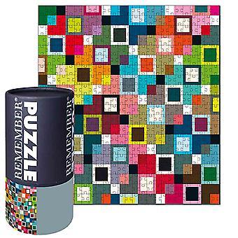 Remember Puzzle Happy 500 Teile