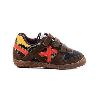 Munich School Shoes Mini Goal Velcro 1452 0000155377_0