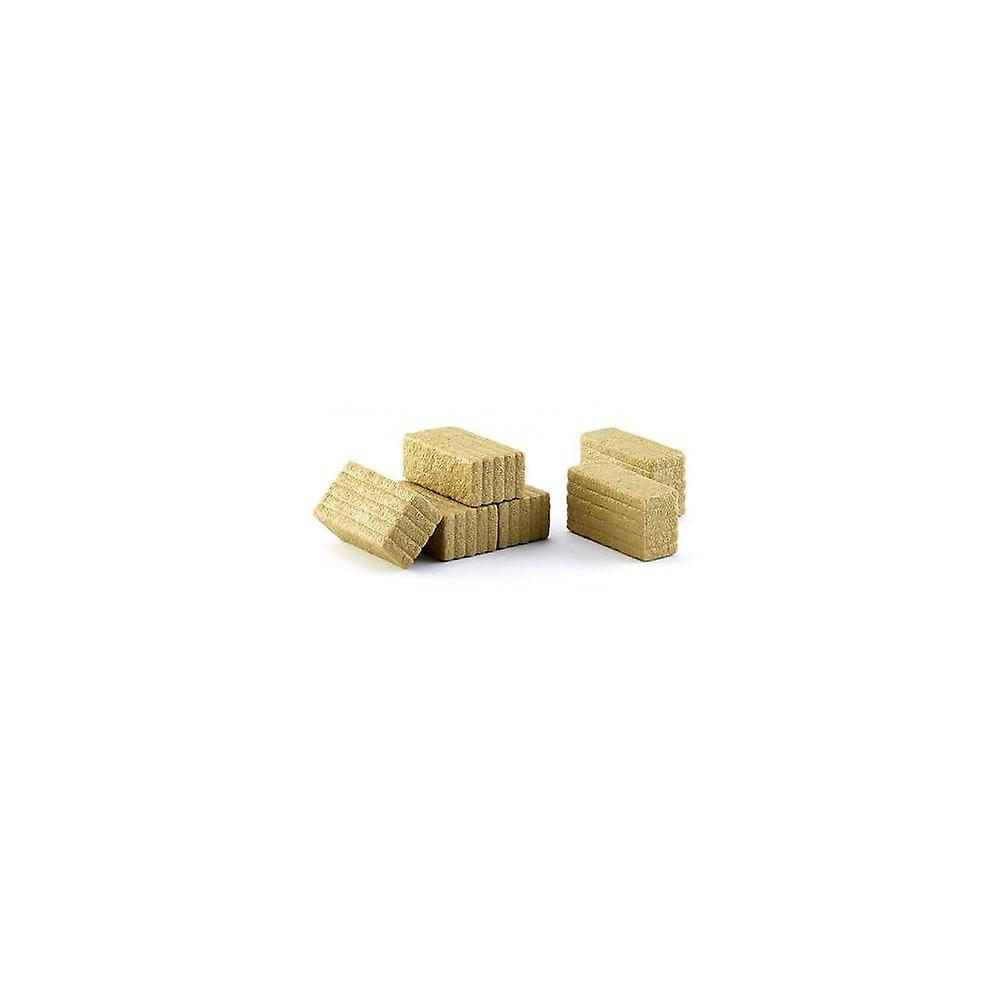 Wiking Square Bales 6 Piece 66x35x25 Mm  1:32  7394